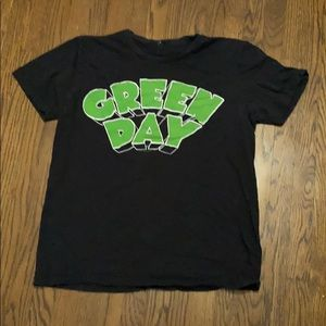 Green Day Shirt